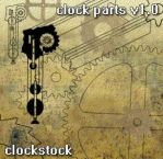 Clock Stock - Clock Parts v1.0 by clockstock