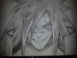 Madara Uchiha by EnterRevolution