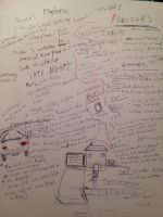 Date Night initial production notes by SaturnSirene