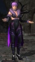 DOA5LR - Ayane Fighter Force 02 by MomijiHayabusa