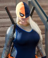 Rose Wilson Ravager4 by ComicChic19
