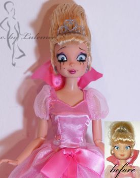 OOAK Charlotte LaBouff doll by lulemee
