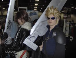 Cloud and Squall by BrandySnaps