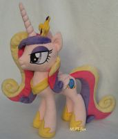 20,5 inches Princess Cadence by MLPT-fan