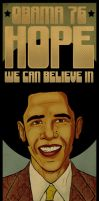 Obama 76 Campaign by roberlan