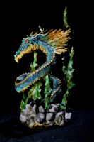 Rackham Sea Serpent Dragon 1 by RavendarkCreations