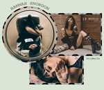 Hannah Snowdon [Photopack #002] by OnlyWolfs