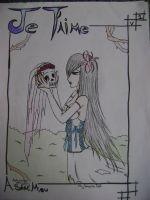 Je T'aime Volume 1 Cover by xxcaterina-chanxx