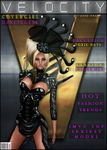 ELK FINAL CoverGirl Mag2 by DancingElk