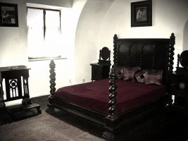 Dracula's Bedroom by Pebbles2611