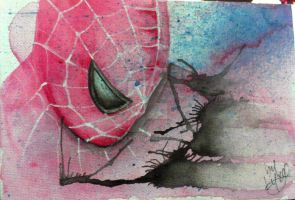 spiderman by Lyxy