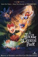 A Troll In Central Park (1994) by EspioArtwork