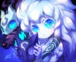 Unmasked Chibi Kindred by ptcrow