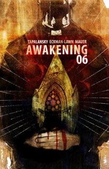 Awakening Issue 6 Cover by TheHumungusStudio