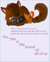 Leafpool and kits by Singerwolf