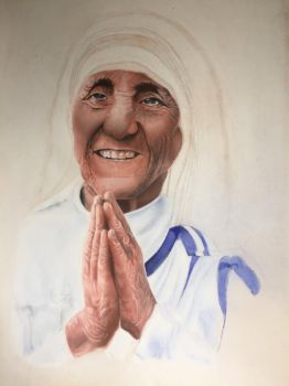 Mother Theresa (Updated Photo) by DominionSamael