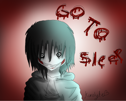 Jeff The Killer Fanart by Kurolyte