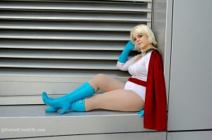Well Earned Rest by Red-Ribbon-Cosplay
