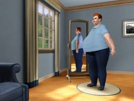 Sims 3 Joe Swanson 2 by Beast72