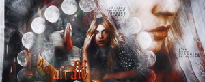 Not afraid by Evey-V