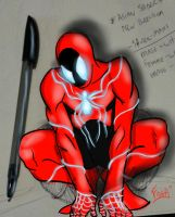 Spidey.. by Force45