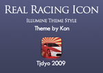 Real Racing Illumine Icon by Tjdyo