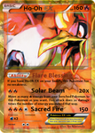 Ho-Oh EX by emachel