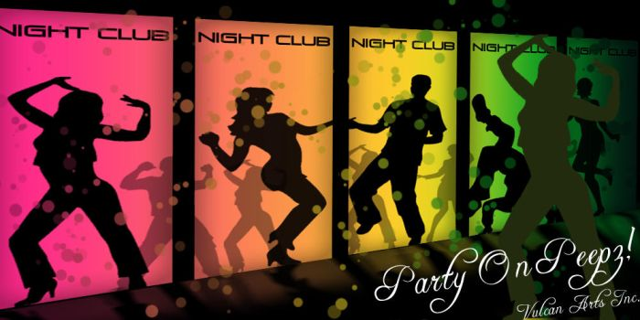 Party Flyer. by thoshi11