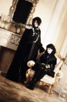 MALICE MIZER_Klaha_and_Mana-sama by Rukinda