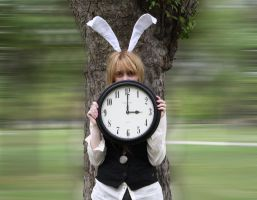 White Rabbit: More Time by crazy-lemons