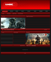 Game community layout by Kinetic9074
