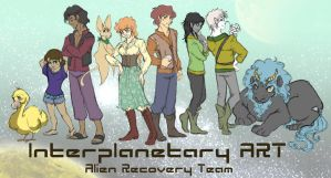 IART Banner by ArtisteFish
