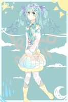 Sky Weather :: Adoptable [AUCTION] CLOSED by KokoMall