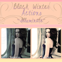Black Winter Actions - Illuminate by blackxwinter