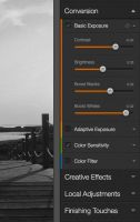 Photo Editor UI by ifeell