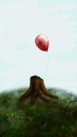 Balloon by Kraloth