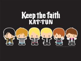 KAT-TUN KeeptheFaith Edited by CarrotFreak