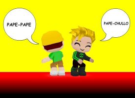 TOLL TROLL PAPE PAPE PAPECHULO by TOLLTROLL