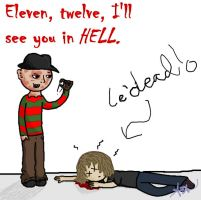 Freddy prt 2 by audreyboo222