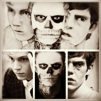 Evan, Tate, and Kit. by TaylorLuver1