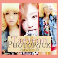 Photopack Taeyeon- SNSD 044 by DiamondPhotopacks