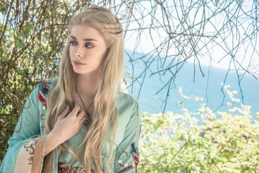 Cersei Lannister 2 by ThelemaTherion
