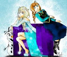 Cold never bothered me.. Anna does.. by MrtViolet