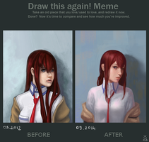 Draw this again meme by Rezuri88