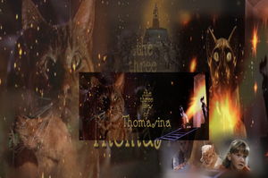3 Lives Of Thomasina Wallpaper by Xx-Cookie-Lover-xX