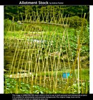 Allotment Stock(UNRESTRICTED) by GeminiArtNStock