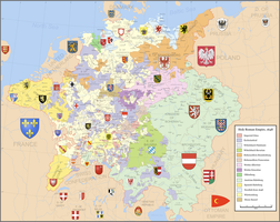 Holy Roman Empire by Hillfighter