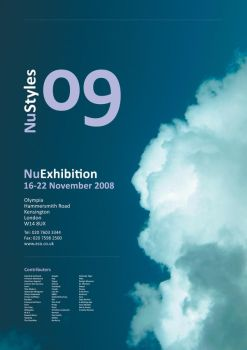 NuStyles exhibition poster by Oo72