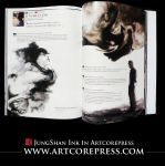 JungShan Ink in Artcorepress by Jungshan