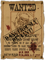 New DA WANTED Poster ID by SaturnGrl